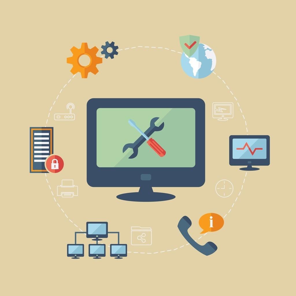 الدعم التقني الوقائي - النخبة الرقمية